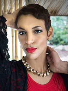 glamour photo retouching