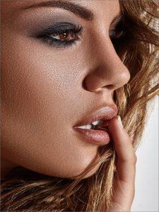 models photo retouch