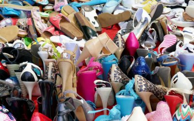 Ladies footwear photography tips – What to do and what not to?